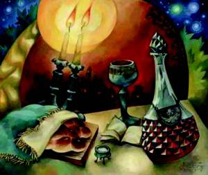 Shabbat-Made-Easy-painting